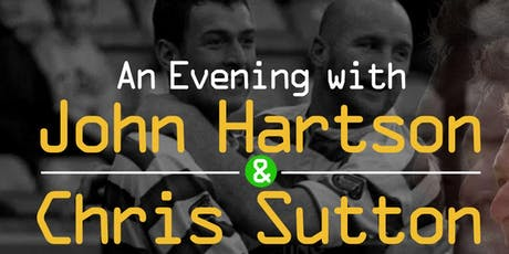 Sutton & Hartson - Live in Glasgow tickets