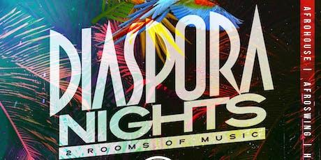 Diaspora Nights | Launch tickets
