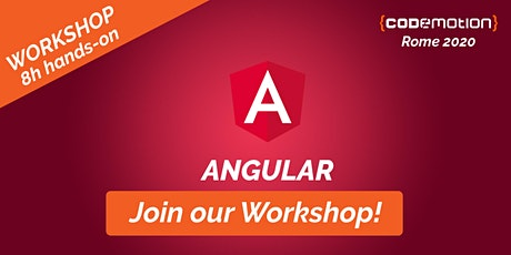 Codemotion Rome 2020 Workshop - Angular tickets