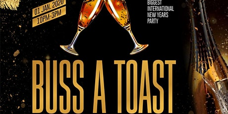 """""""Buss A Toast"""" Official New Years Party tickets"""