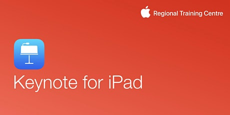 Keynote for iPad tickets