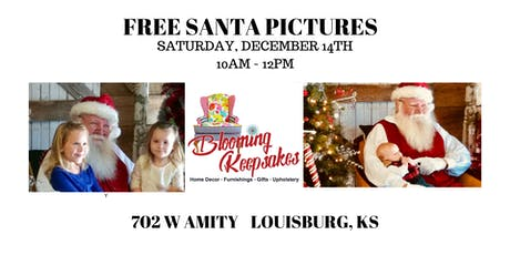 FREE Santa Pictures tickets