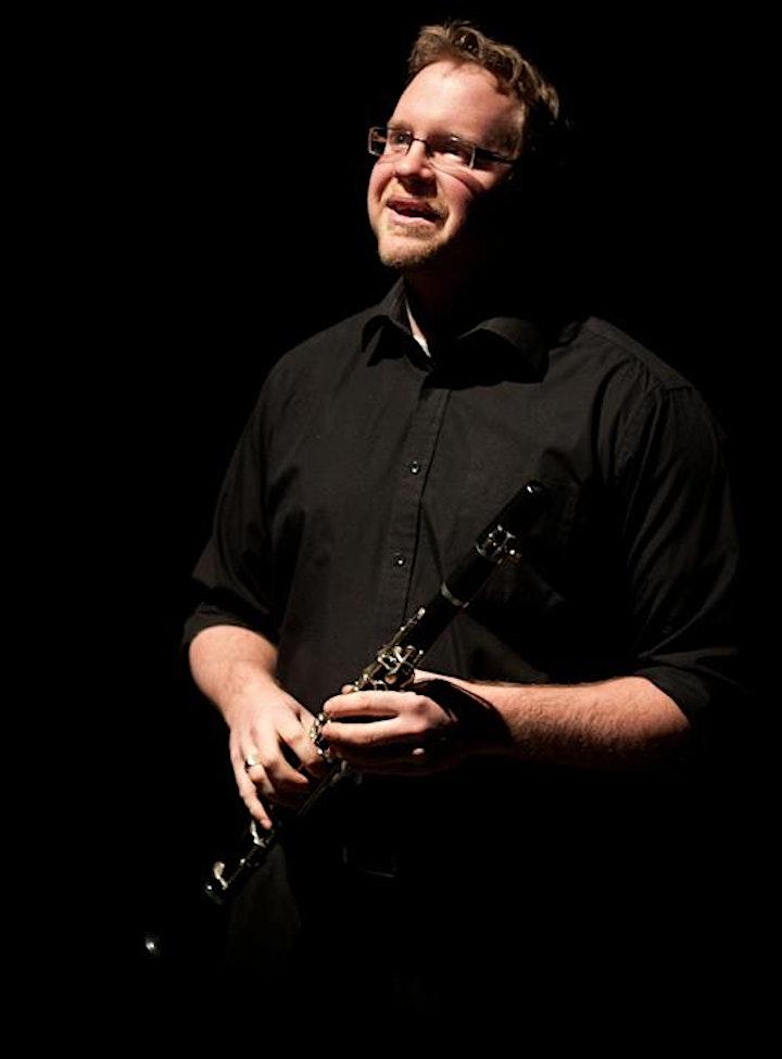 KEATS QUARTET & JONATHAN SAGE - (string quartet & clarinet) image