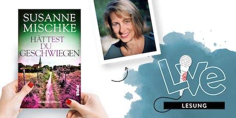LESUNG: Susanne Mischke Tickets