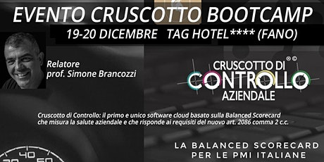 BOOTCAMP CRUSCOTTO DI CONTROLLO, Fano, 19-20 dicembre tickets
