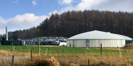 Free lunch-and-learn: on-farm anaerobic digestion