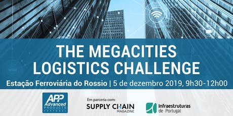 The Megacities Logistics Challenge bilhetes