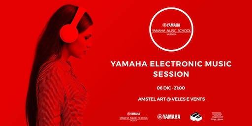 YAMAHA ELECTRONIC MUSIC (ENTRADA LIBRE)