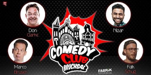 Comedy Club Bruchsal - Mix Show