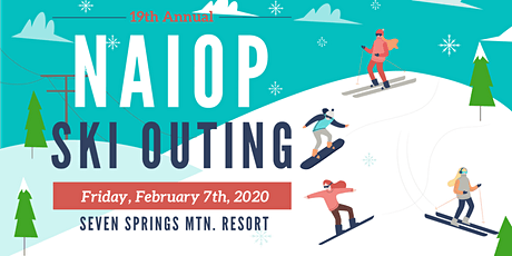 2020 NAIOP Ski Outing tickets