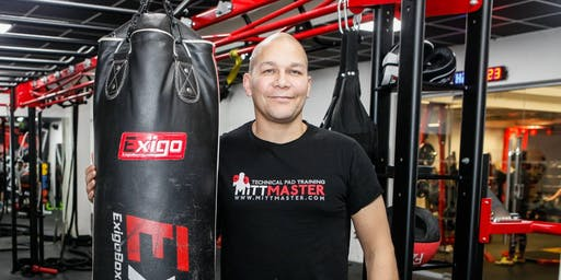 Mitt Master Striking Seminar - AR Krav Maga Non Member Ticket