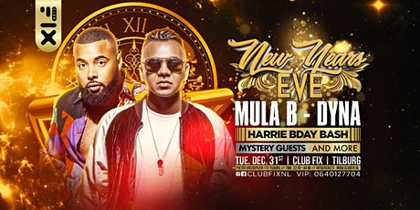 New Years EVE  W/ Mula B , Dyna and More tickets