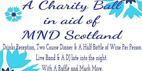 Black Tie Charity Ball in aid of MND Scotland tickets