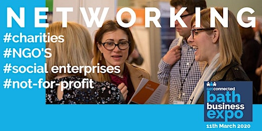 Networking for Charities, NGO's, Third Sector & Social Enterprises