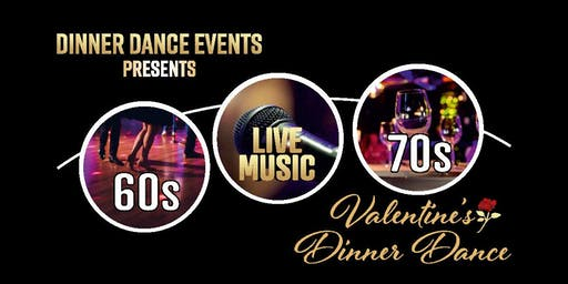 Valentine's Dinner Dance - The Brackenborough Hotel Louth