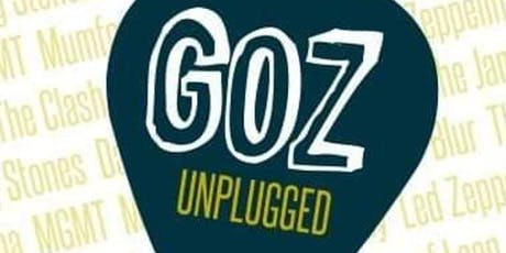 Goz Unplugged, New Years Eve bash @ Goldings tickets