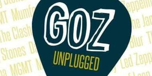 Goz Unplugged, New Years Eve bash @ Goldings