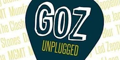 Goz Unplugged, New Years Eve bash @ Goldings