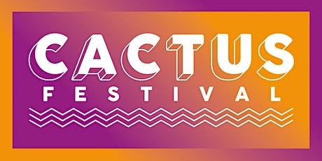 Cactusfestival 2020 tickets