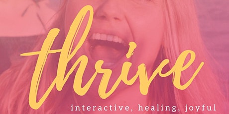 Thrive in 2020 - New Year concert with Magdalena Atkinson tickets
