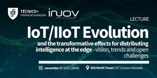 IoT/IIoT Evolution