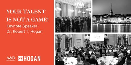 Your Talent is Not a Game - Latest trends in recruitment & development tickets