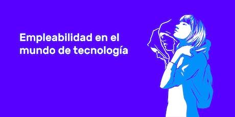 Acámica Medellín - Empleabilidad en el mundo de tecnología entradas