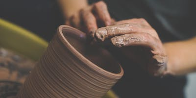 Pottery Series: Tuesday Afternoon Beginner