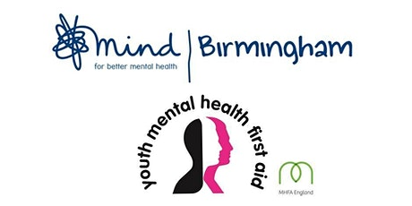 MHFA Two Day YOUTH Course - Wed 30th & Thurs 1 October 2020 tickets