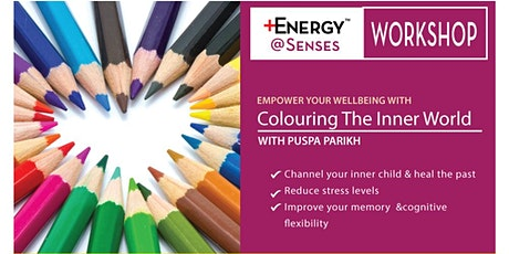 Artherapy - Colouring Your Inner World tickets