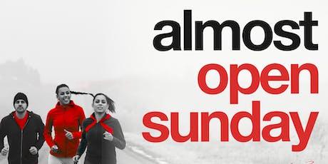 open running biglietti