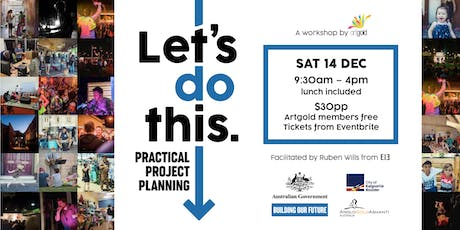 Let's Do This: Practical Project Planning tickets