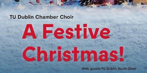 A Festive Choral Evening with TU Dublin Chamber &  Youth Choirs