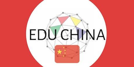 EDUCHINA2020 - storytelling alumni, Beijing Language and Culture University biglietti