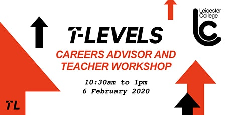 Teacher and Career Advisor T Level Workshop tickets