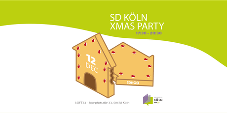 SD Köln XMAS Party tickets
