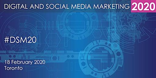 Digital and Social Media Marketing Summit 2020 - Toronto