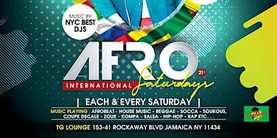 AFRO INTERNATIONAL SATURDAY