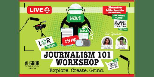 Journalism 101 Workshop