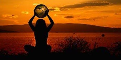 Praticar Yoga com a Sabedoria da Ayurveda bilhetes