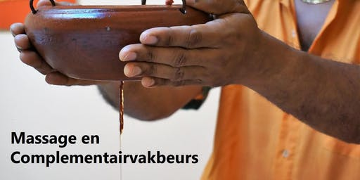 Za 14-03-2020 tickets entree/workshops Massage-Complementairbeurs