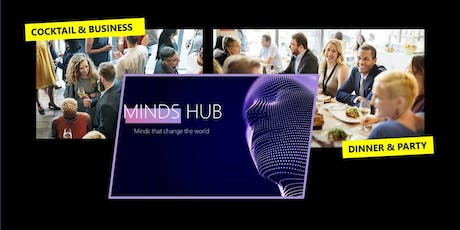 MINDS HUB ALICANTE - Party & Business 2020 entradas