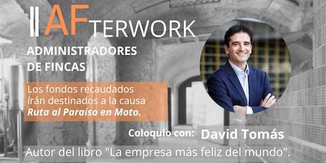 II AFterwork SmartFincas - El Arte de Administrar entradas