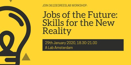 Jobs of the Future: Skills for the New Reality tickets