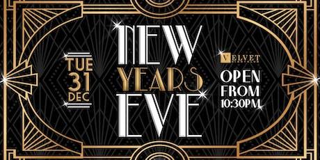 Velvet NYE Party tickets