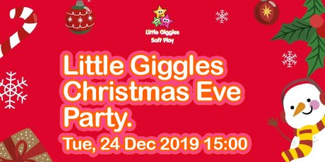 Little Giggles Christmas Eve Party tickets