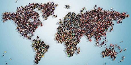 16 mei Internationale dag van het Samenleven in Vrede tickets