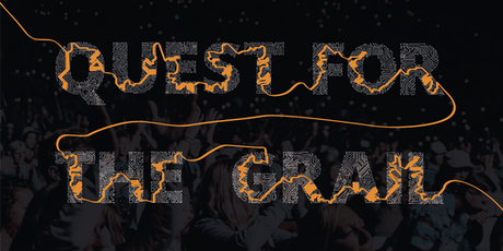 QUEST FOR THE GRAIL // DATA. DESIGN. EXPERIENCE. VALUE. Tickets