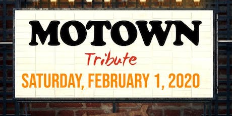 Motown Tribute tickets