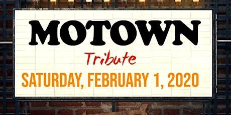 Motown Tribute tickets